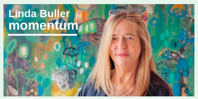 linda buller momentum exhibition 07/05/21